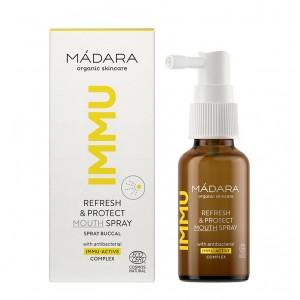 IMMU Spray de gura protector (30 ml), Madara