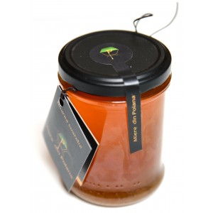 Miere de floarea soarelui cruda (300 grame), Miere din Poiana