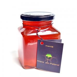 Miere de menta cruda (400 grame), Miere din Poiana