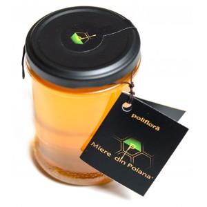 Miere poliflora cruda (300 grame), Miere din Poiana