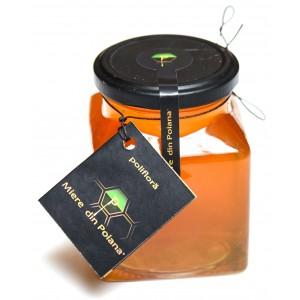 Miere poliflora cruda (400 grame), Miere din Poiana