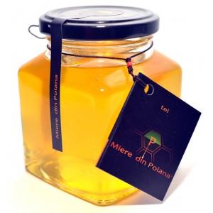 Miere de tei cruda (400 grame), Miere din Poiana