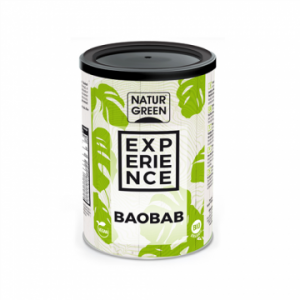 Pulbere Experience din Fructe de BAOBAB, Ecologica BIO (200 grame), NaturGreen