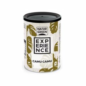 Pulbere Experience din Fructe de CAMU CAMU din Amazonia Peruviana, Ecologica BIO (150 grame),  NaturGreen