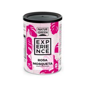 Pulbere Experience de ROSA MOSQUETA din Cordilliera Andina, Ecologica Bio (200 grame), NaturGreen
