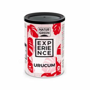 Pulbere Experience din Seminte de URUCUM, Ecologica BIO (200 grame), NaturGreen