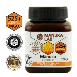 Miere de Manuka Lab MGO 525+ Noua Zeelanda (250 grame), New Zealand Manuka Group