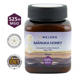 Miere de Manuka Melora MGO 525+ Noua Zeelanda (250 grame), New Zealand Manuka Group