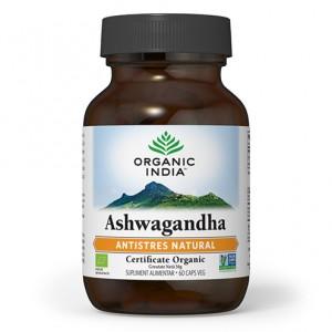 Ashwagandha (60 capsule), Organic India