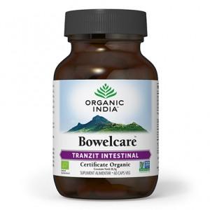 Bowelcare (60 capsule), Organic India