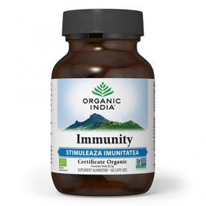 Immunity (60 capsule), Organic India