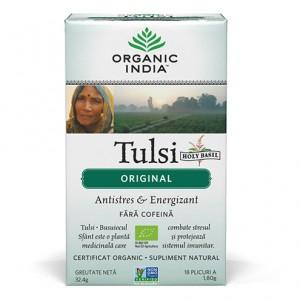 Tulsi Original (32,4grame) 18 plicuri, Organic India
