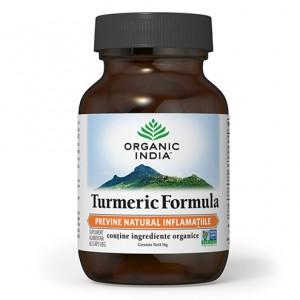 Turmeric Formula (60 capsule), Organic India