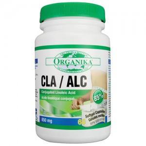 CLA - Acid Linoleic Conjugat 850 mg (60 capsule)