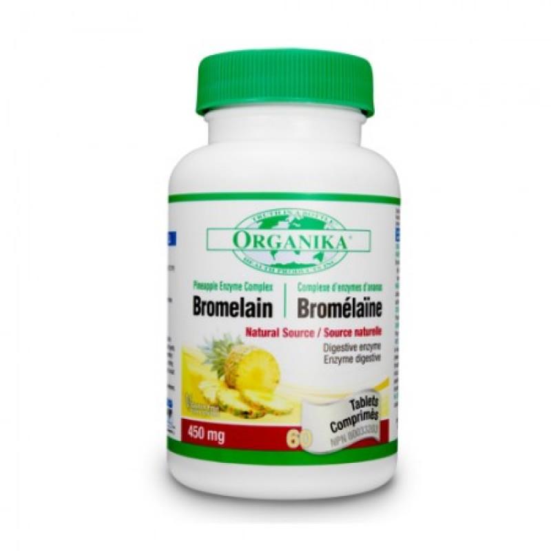 Bromelaina 450 mg (60 capsule)