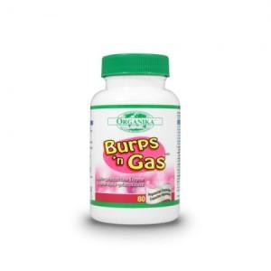 Burps N Gas Organika (30 capsule)