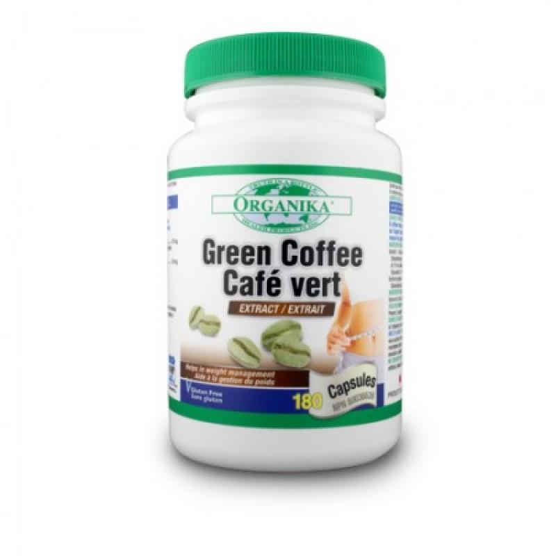 Green Coffee (Cafea Verde) (180 capsule)