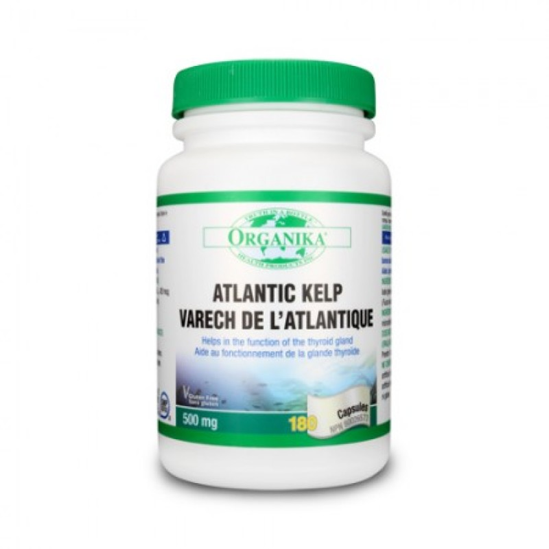 Kelp Atlantic 500 mg (90 capsule)