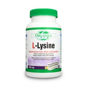 L- Lizina 500 mg (90 capsule)