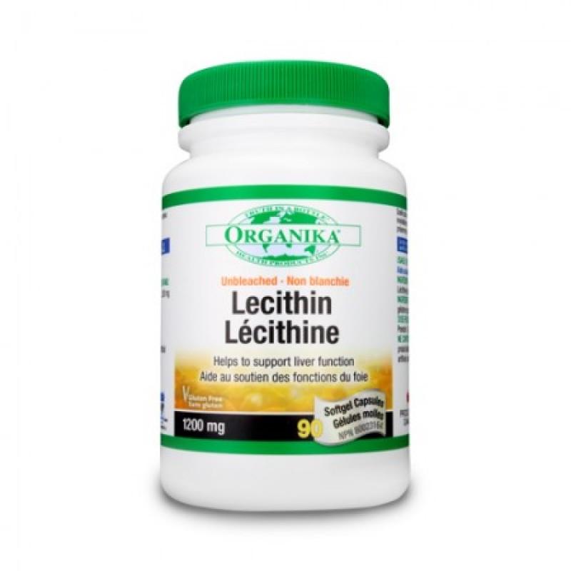 Lecitina 1200 mg (90 capsule)