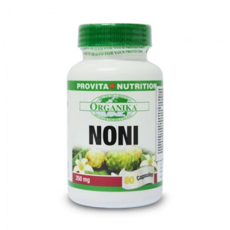 Noni Tropical 350 mg (90 capsule gelatinoase)