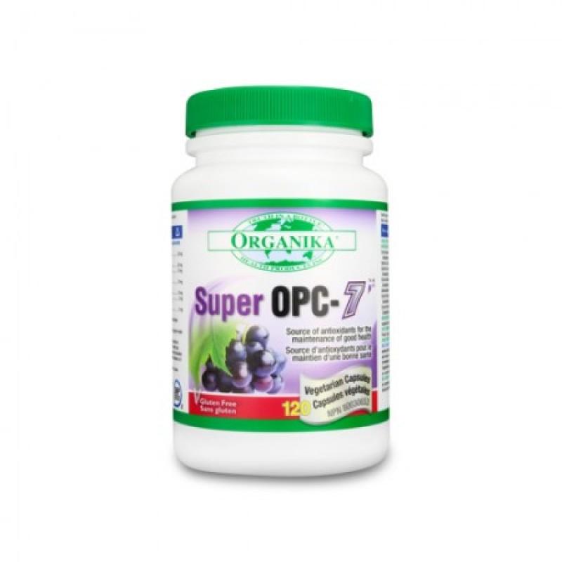 Super Antioxidant Izotonic OPC-7 (120 capsule vegetale)