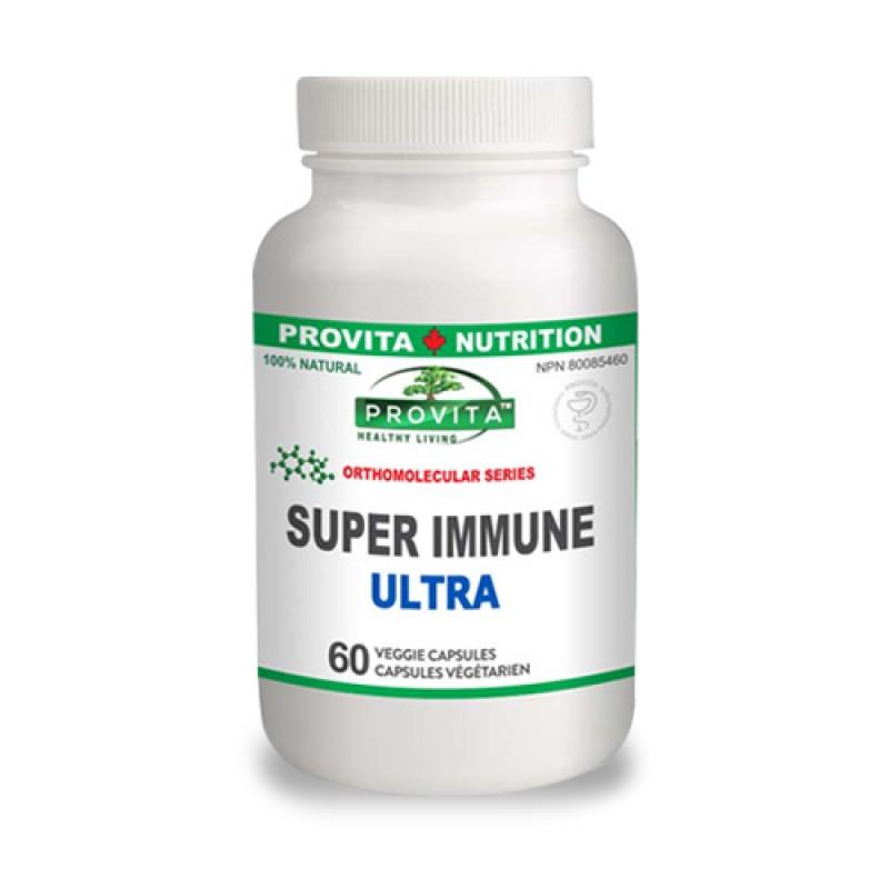 Super Immune Ultra (60 capsule) Provita Nutrition