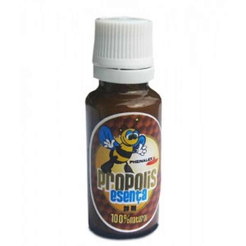 Propolis dizolvat in apa (20 ml), Phenalex