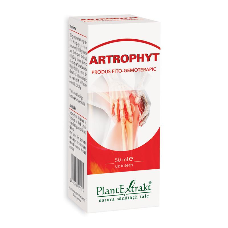 Artrophyt Solutie (50 ml), Plantextrakt