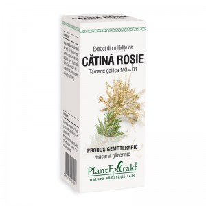 Extract din mladite de catina rosie - Tamarix Gallica MG=D1 (50 ml), Plantextrakt