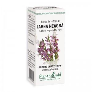 Extract din mladite deiarba neagra - Calluna Vulgaris MG=D1 (50 ml), Plantextrakt