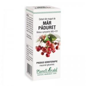 Extract din muguri de mar paduret - Malus Sylvestris MG=D1 (50 ml), Plantextrakt