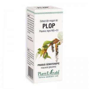 Extract din muguri de plop - Populus Nigra MG=D1 (50 ml), Plantextrakt