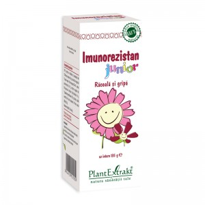 Imunorezistan Junior (100 ml), Plantextrakt