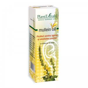 Mullein Oil (15 ml), Plantextrakt