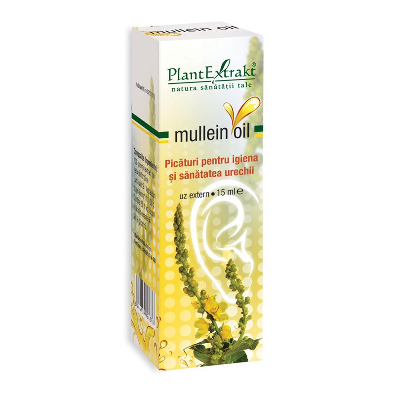Mullein Oil (15 ml), Plantextrakt