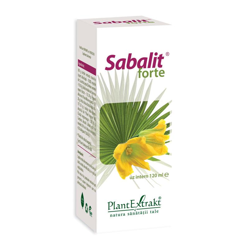 Sabalit Forte (120 ml), Plantextrakt