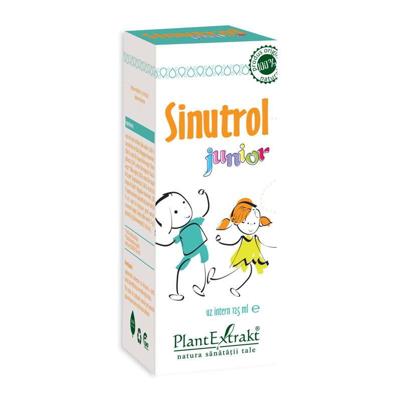 Sinutrol Junior (125 ml), Plantextrakt