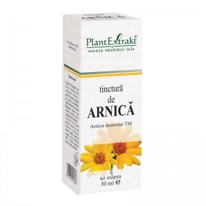 Tinctura de arnica - Arnica Montana TM (50 ml), Plantextrakt