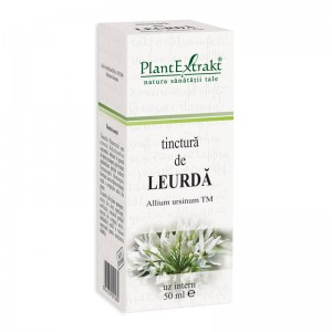 Tinctura de leurda - Allium Ursinum TM (50 ml), Plantextrakt