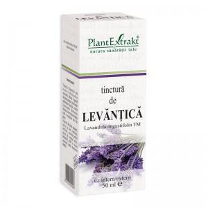 Tinctura de levantica - Lavandula Angustifolia TM (50 ml), Plantextrakt