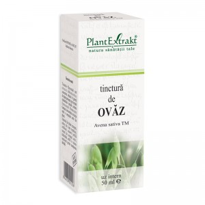 Tinctura de ovaz - Avena Sativa TM (50 ml), Plantextrakt