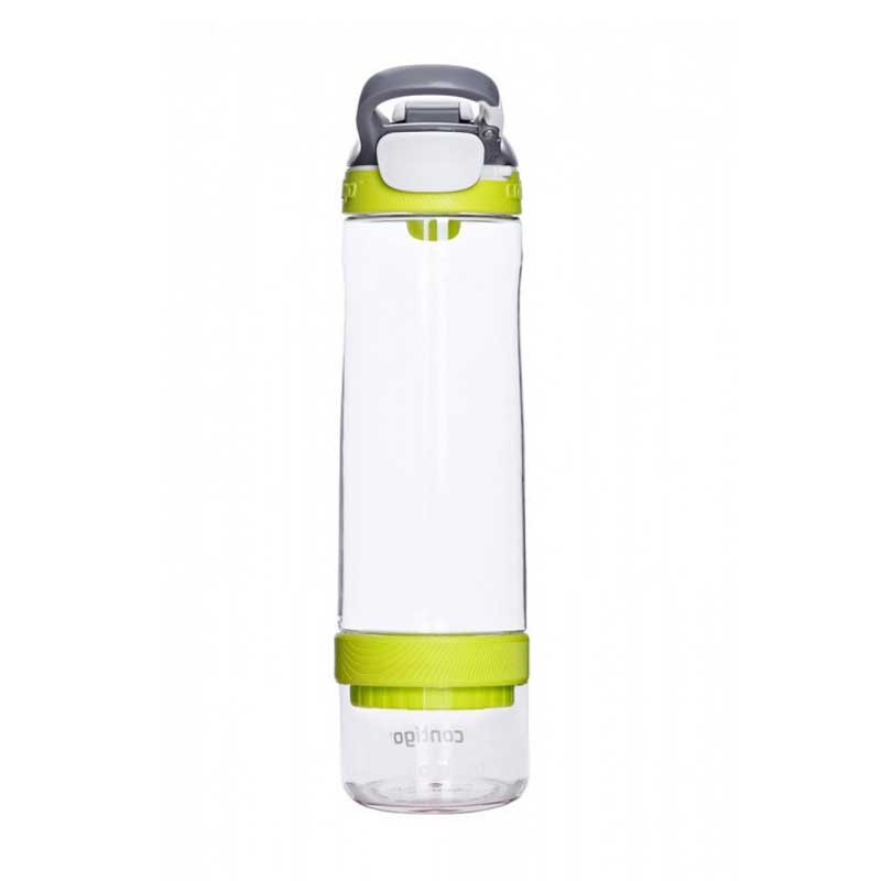 Sticla de apa cu sistem Autoseal Contigo Cortland Infuser 770 ml lime
