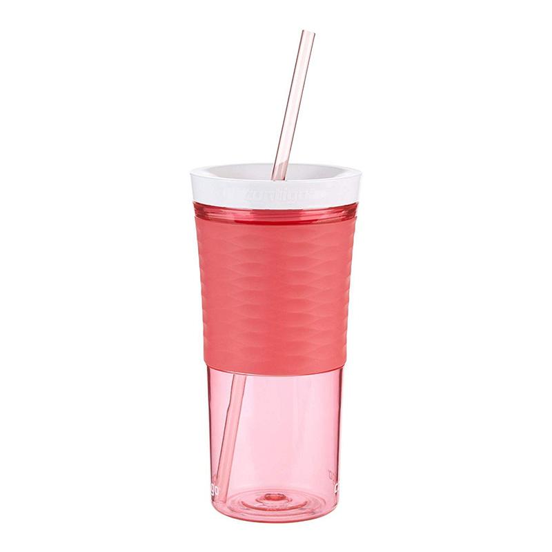 Pahar cu capac Contigo Shake&Go 530 ml watermelon