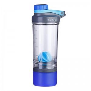 Shaker Contigo Shake&Go Tritan 650 ml carolina blue