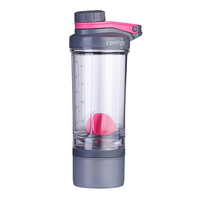 Shaker Contigo Shake&Go Tritan 650 ml wildberry pink
