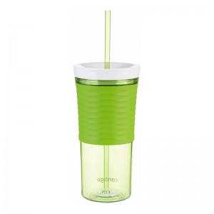 Pahar cu capac Contigo Shake&Go 530 ml citron