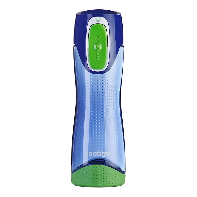 Sticla de apa cu sistem Autoseal Contigo Swish 500 ml cobalt