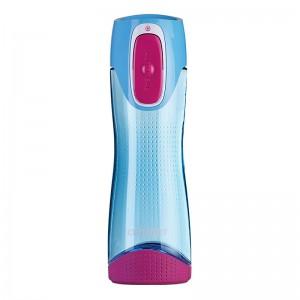 Sticla de apa cu sistem Autoseal Contigo Swish 500 ml sky blue