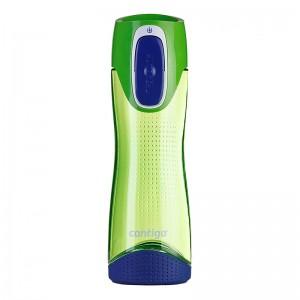Sticla de apa cu sistem Autoseal Contigo Swish 500 ml citron